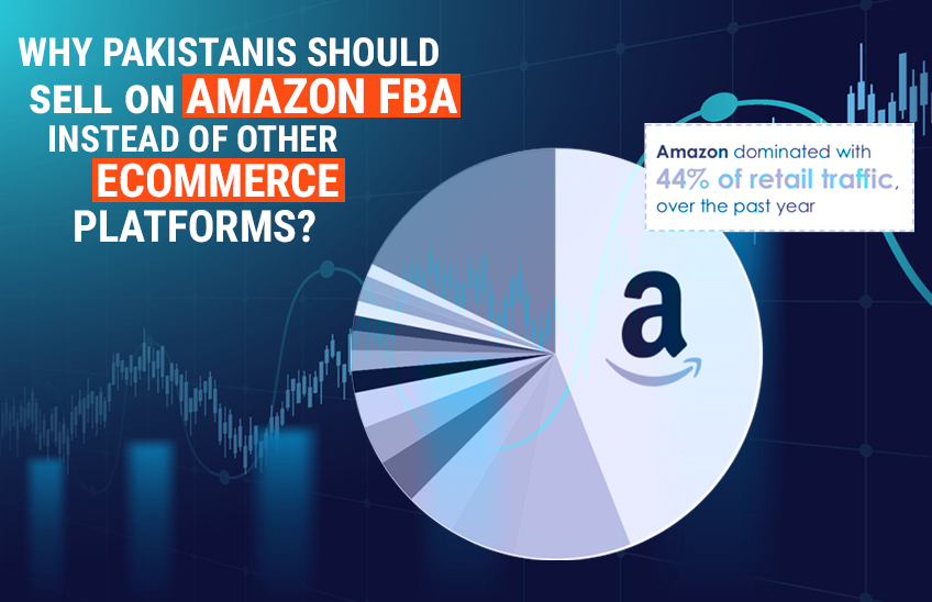 Why Pakistanis should sell on FBA instead of other ecommerce platforms?