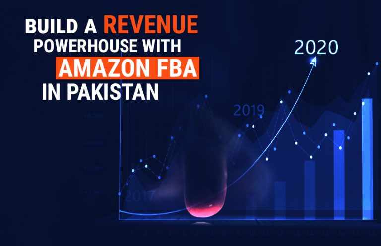 Build A Revenue Powerhouse with Amazon FBA Training in Pakistan