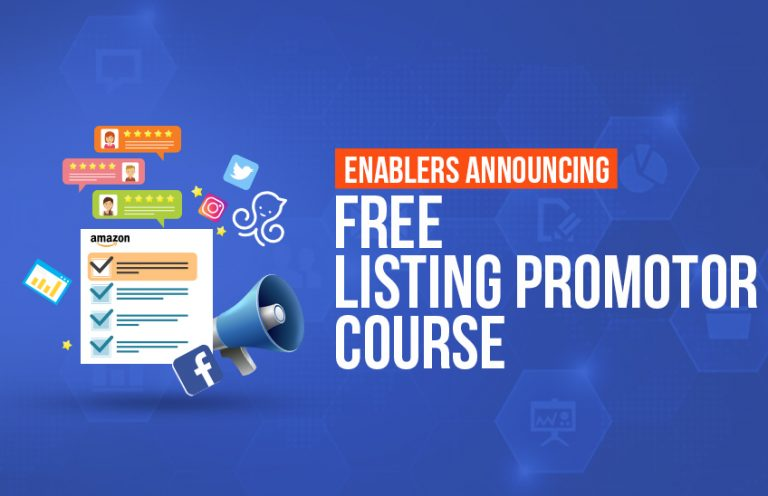 ENABLERS ANNOUNCING FREE LISTING PROMOTER COURSE